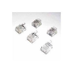 ミヨシ(MCO) 加工用6極6芯モジュラ-プラグ MK-606P/N