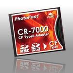 PhotoFast SDHC to CF変換アダプター CR-7000