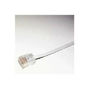 ミヨシ(MCO) フラットLANケーブル(カテゴリー6準拠) 5m TWF-605W
