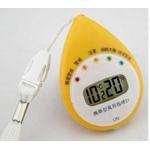 【日本気象協会監修シリーズ】帯型風邪指標計 6974 4個セット