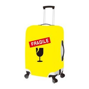 ミヨシ スーツケースカバー Mサイズ MBZ-SCM/FR