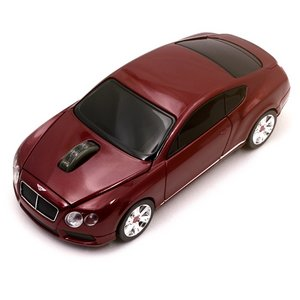 LANDMICE Bentley Continental GT8V レッド BT-GTV8-RE