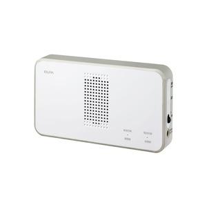 ELPA ワイヤレスチャイム受信器 EWS-P50