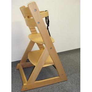 木製ベビーハイチェア 「WOODY BABY HIGH-CHAIR(ウッディベビーハイチェア)」