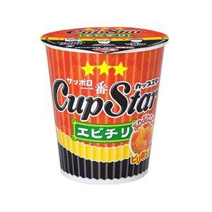 サンヨー食品 サッポロ一番 カップスター エビチリ 68g 36個セット