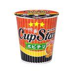 【2012年1月6日より順次発送】サンヨー食品 サッポロ一番 カップスター エビチリ 68g 36個セット