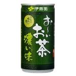 伊藤園 おーいお茶濃い味 190g 60本セット