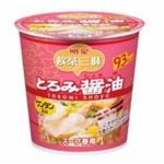 明星食品 飲茶三昧 スープ春雨 とろみ醤油 27g 24個セット