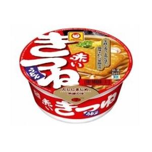 【2011年12月28日12時までのご注文は年内出荷】東洋水産 赤いきつね うどん 96g 36個セット
