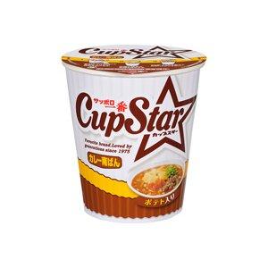 サンヨー食品 サッポロ一番 カップスター カレー南ばん 86g 36個セット