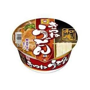 【ケース販売】 東洋水産 和庵 きつねうどん 85g 36個セット まとめ買い