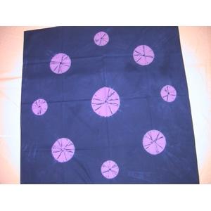 藍染風呂敷<紫>セット