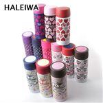 HALEIWA(ハレイワ) マグボトル 350ml Flower Red