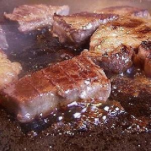タレ漬け◇炎の焼肉ステーキ◇1.2kg