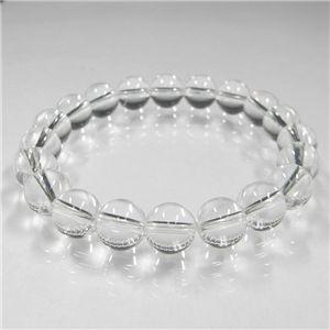天然本水晶ブレス 10mm