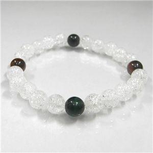 4虎×爆裂水晶ブレス(白)