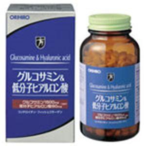 オリヒロ グルコサミン&低分子ヒアルロン酸 【2セット】