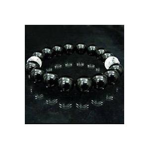 手彫天然水晶-龍(オニキス) 【女性用】