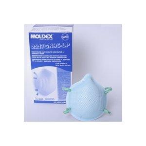 MOLDEX N95マスク 医療プロ用 2200G Mサイズ 20枚入り