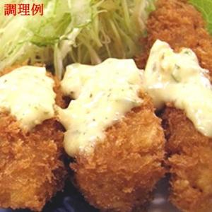 広島の牡蠣(カキ) 牡蠣フライ(カキフライ)に