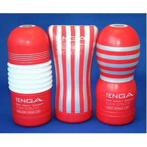TENGA(テンガ) スペシャル3種セット