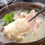 【2011年12月22日13時までのご注文は年内出荷】 本場韓国の味・韓国宮廷料理「参鶏湯(サムゲタン)2袋」