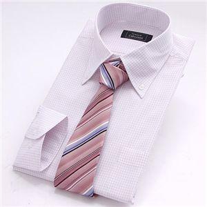 NEW 六本木・青山のOL100人が選んだワイシャツ&ネクタイ13点セット LLサイズ