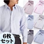 都内OLセレクト ワイシャツ6枚セット LL