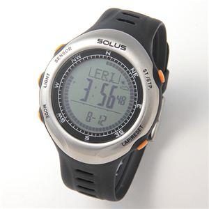 SOLUS(ソーラス) ハートレートモニター 心拍時計 Pro110 01-110-002 ノーマル