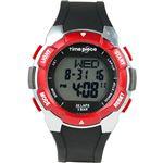 Time Piece(タイムピース) 腕時計 ランニングウォッチ 20LAP デジタル レッド TPW-004RD