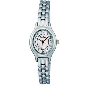 CROTON(クロトン)  腕時計 3針 オーバル シェル文字盤 RT-155L-4