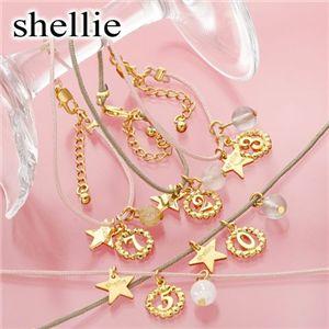 shellie(シェリー) ビザンナンバーブレス ナンバー1/ムーンストーン