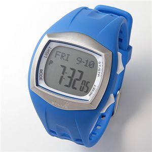 SOLUS(ソーラス) Pro 100 心拍計付き腕時計 ブルー 【ランニングウォッチ】