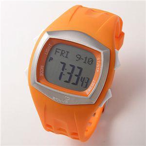 SOLUS(ソーラス) Pro 100 心拍計付き腕時計 オレンジ 【ランニングウォッチ】