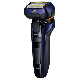 ラムダッシュ(電気シェーバー/髭剃り) 青 5枚刃 水洗い 海外対応 ES-LV7C-A 『Panasonic パナソニック』