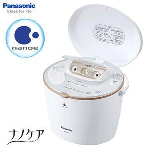 Panasonic イオンスチーマーナノケア EH-SA91-N