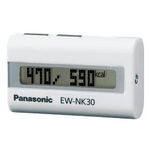 Panasonic(パナソニック) 活動量計 デイカロリ EW-NK30-W ホワイト
