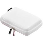 キングジム デジタルメモ「ポメラ」 専用セミハードケース DMC3 パールホワイト