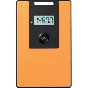 キングジム 電子マネービュアー「RELET(リレット)」 EV10 オレンジ
