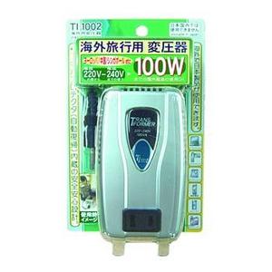 カシムラ ダウントランス220〜240V地域専用タイプ TI-1002