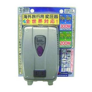 カシムラ ダウントランス TI-200