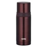 THERMOS ステンレススリムボトル0.35L FEI-351-BW ブラウン