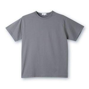 デオル クルーネックTシャツ グレー LLサイズ