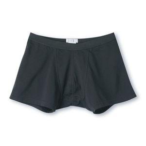 デオル ボクサーパンツ 黒 Lサイズ