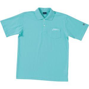 ASICS(アシックス) ポロシャツ ミントグリーン OW6110 M