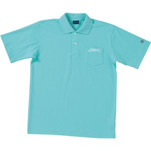 ASICS(アシックス) ポロシャツ ミントグリーン OW6110 S