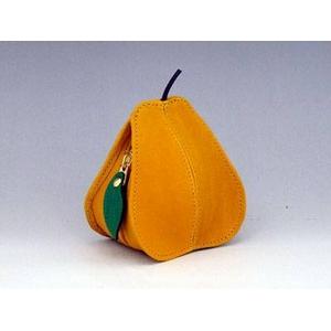 洋梨(洋ナシ) 小物入れ コルク MIZUNO(ミズノ) グラブの革で作った本格人気アイテム! 2ZG91053-49 コルク(49)