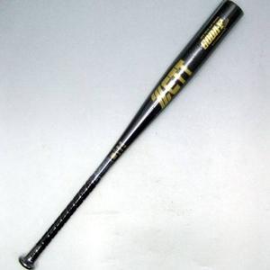 ZETT(ゼット) 硬式金属バット『GODA-F zero』 ブラック×イエローゴールド 83cm×900g平均 bat1043-1953