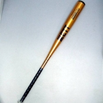 ZETT(ゼット) 硬式バット 超軽量超々ジュラルミンバット 『ゴーダLS11』 84cm×900g以上 オレンジゴールド(5600)