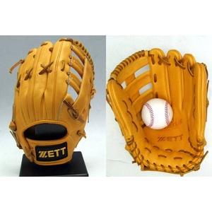 ZETT(ゼット) AZ1の型を採用した新型タイプ プロステイタス硬式グローブ 外野手用 オークブラウン 右投げ用 オークブラウン 右投げ用